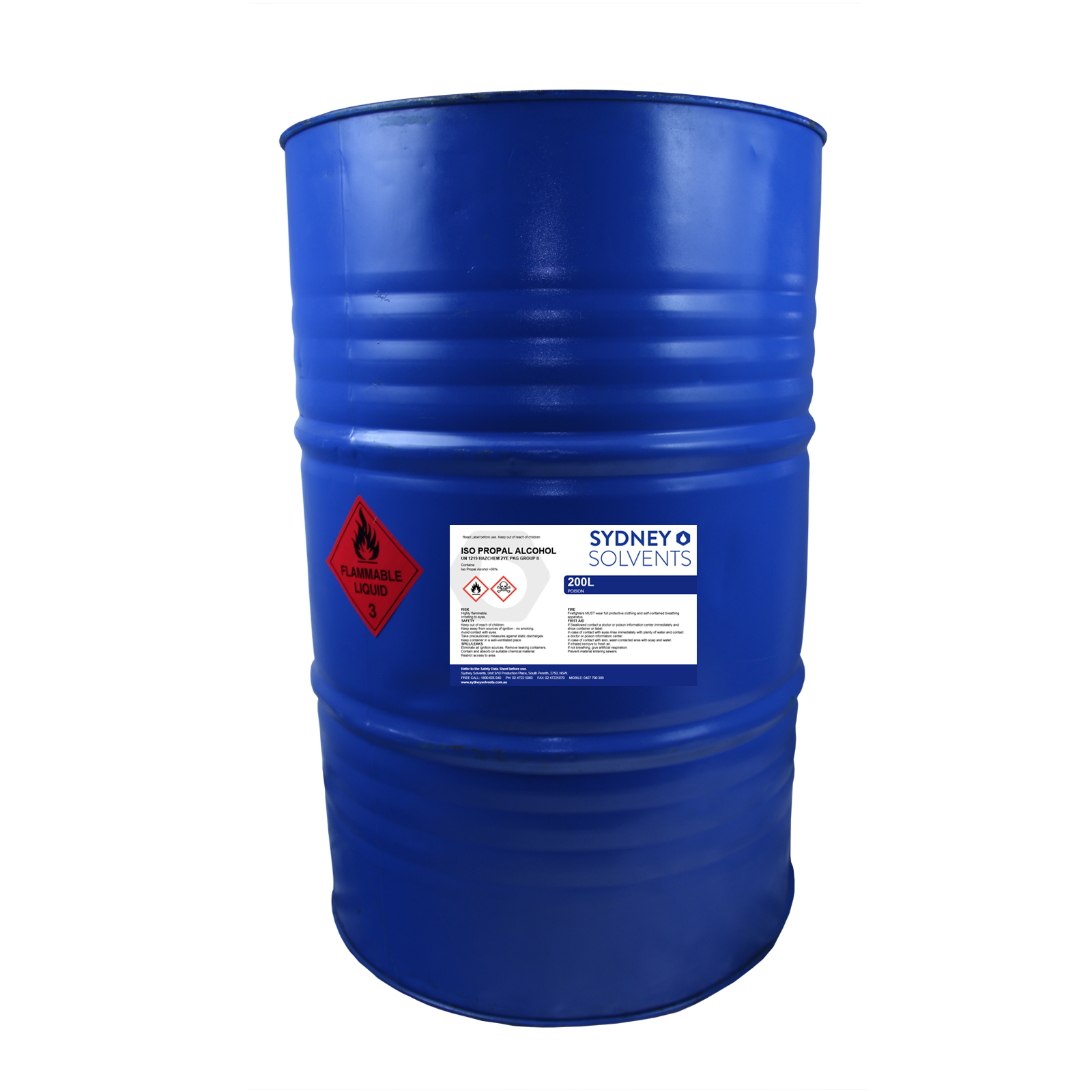 IPA / Isopropyl alcohol