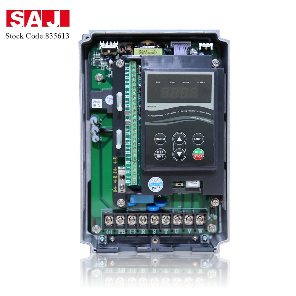 SAJ Best Price 12V 220V Pure Sine Wave 1500W Inverter