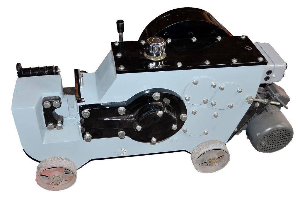 Rebar Cutting Machine GQ40