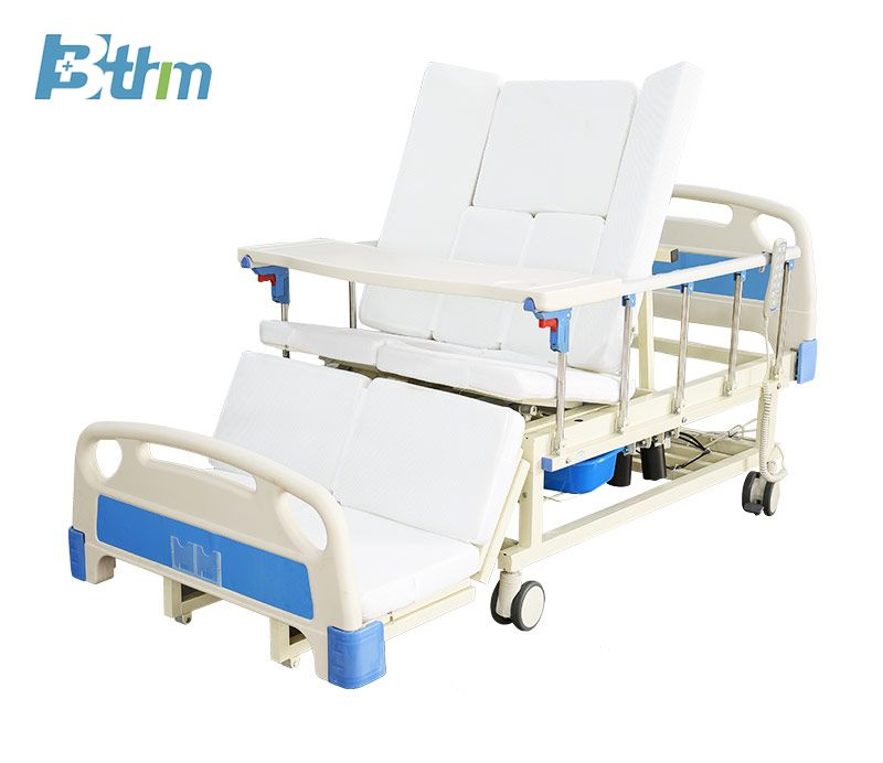 Electric Nursing Hospital Bed plain bed Nursing Bed Healthy Care Bed Manufacturers