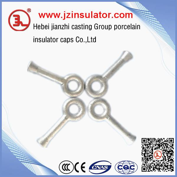 Q235 forged steel ball pin