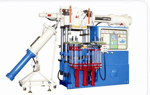 3RT Front Top Mold Open Rubber(Silicon) Injection Molding Press Machine