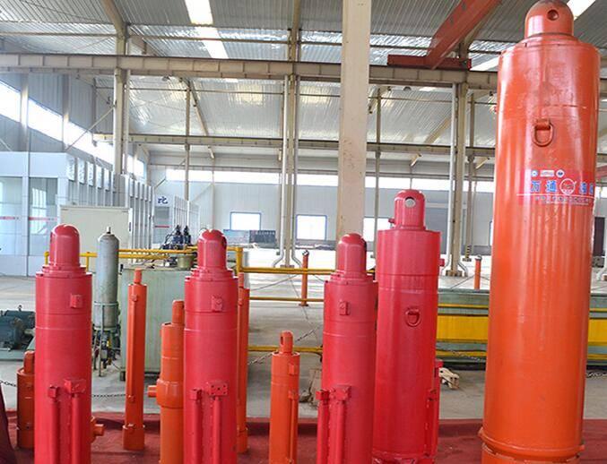 Mining Application Hydraulic Cylinders