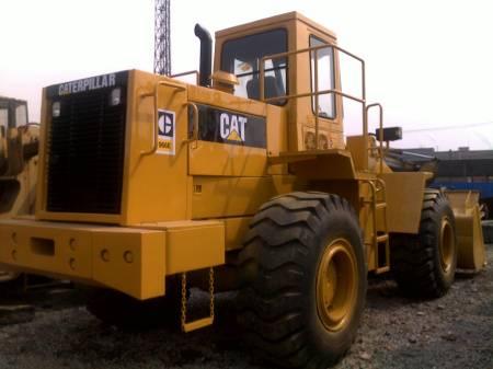 Used  Wheel Loader Caterpillar 966E