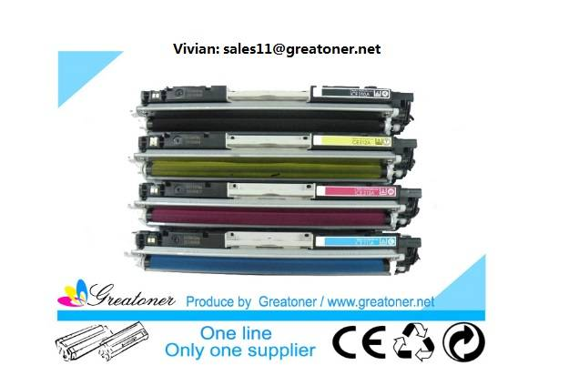Toner Cartridge for HP CE310-CE313