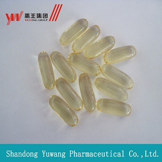 18/12 Fish oil soft capsules