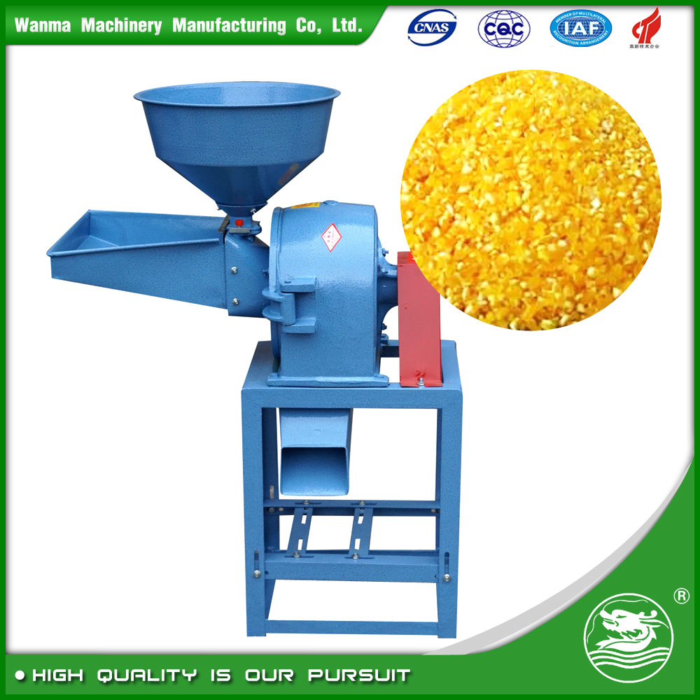 Grain Corn Grinding Flour Mill