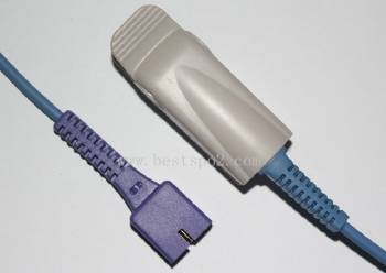 Oximax Adult finger clip spo2 sensor