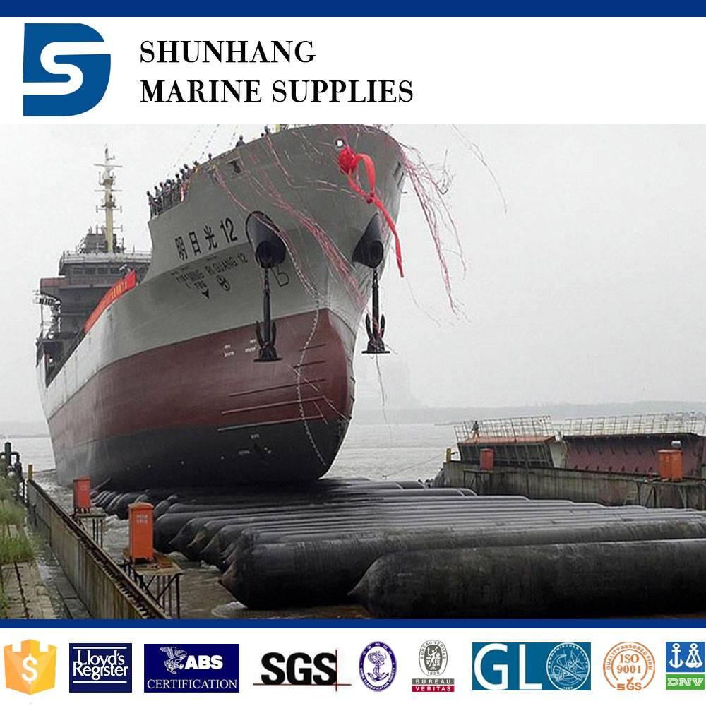 Ship repair airbag