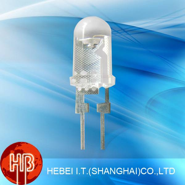 100mA 0.5W 5mm Middle High Power Led Diode Chip 05W580EW6C