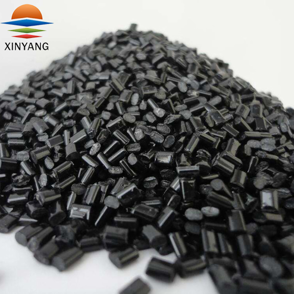 Good dispersibility heat resistance pellet masterbatch for cable