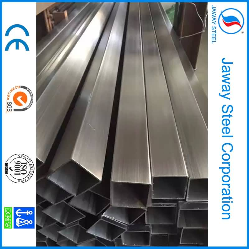 309 stainless steel square pipe