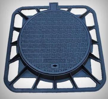 manhole cover and frames