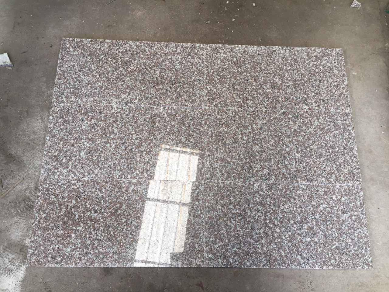 G664/Luo Yuan Red/Copper Brown/China Ruby Red/Luna Pearl Granite Tiles & Slabs