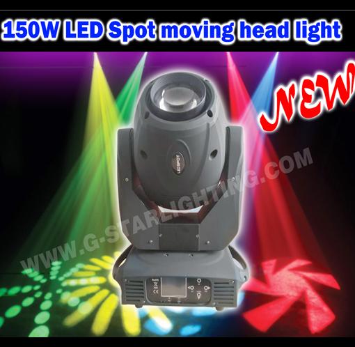 150W LED moving head light/ spot light