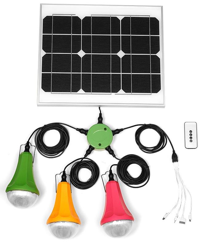Solar Home System Solar Panels Solar Energy System
