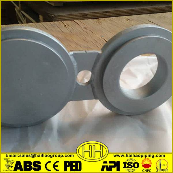 spectacle blind flanges