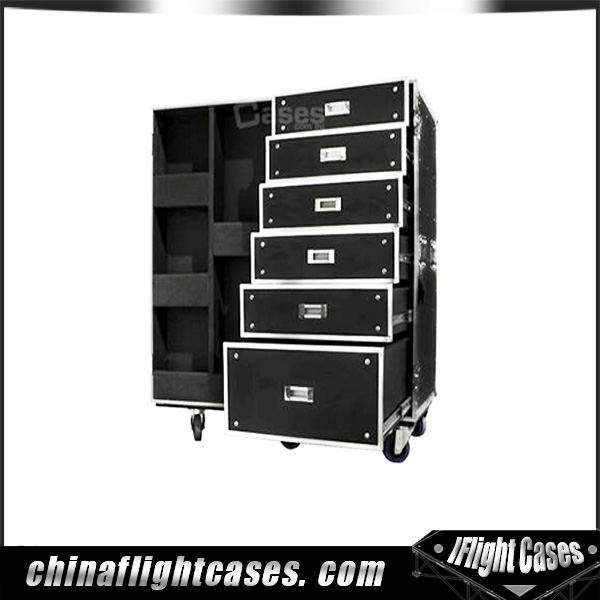 drawer cases wholesale flight cases