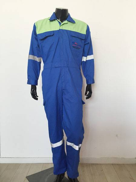 2016 OEM workwear with refelective tape for mining coverall