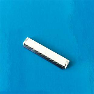 0.5MM FPC DUAL CONTACT SIDE CONNECTOR