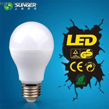 A60 E27 12W high power 2835 SMD led bulb light with CE RoHS