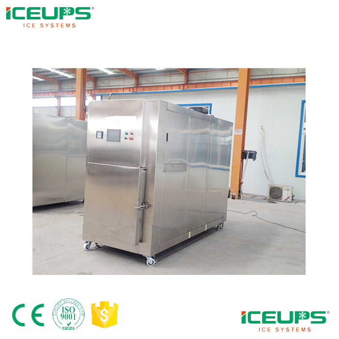 Ready food vacuum cooler