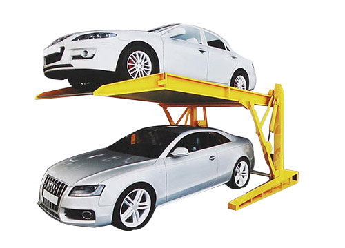factory price 2 post hydraulic chinese car parking lift