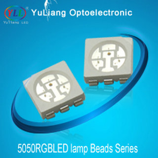 shenzhen yuliang led encapsulation series epistar chip/creechip 5050 rgb 5060 smd led for magic led