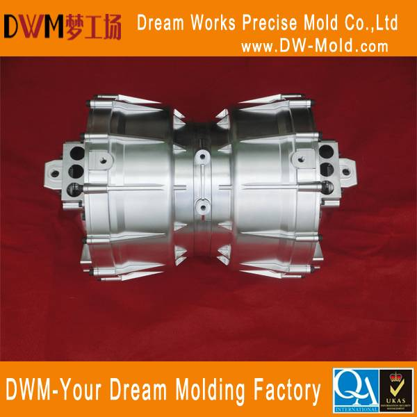 Motor Aluminum Parts for Electric Vehicle