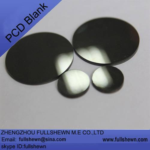 PCD blank compact for kinds of  cutting tools