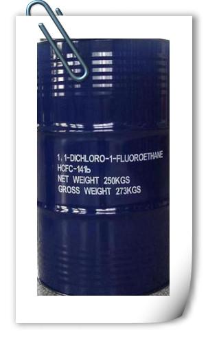 1,1-dichloro-1-fluoro- ethane HCFC-141b