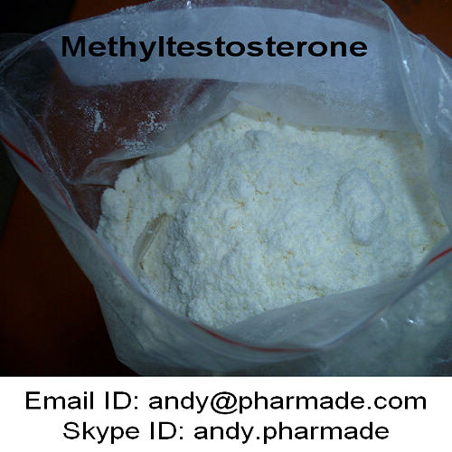 USP31 Methyltestosterone Methyltest 17-Methyltestosterone Powder Anabolic Steroids
