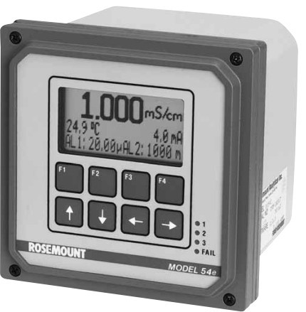 Rosemount automated analyzer 5081-C-HT-20-67