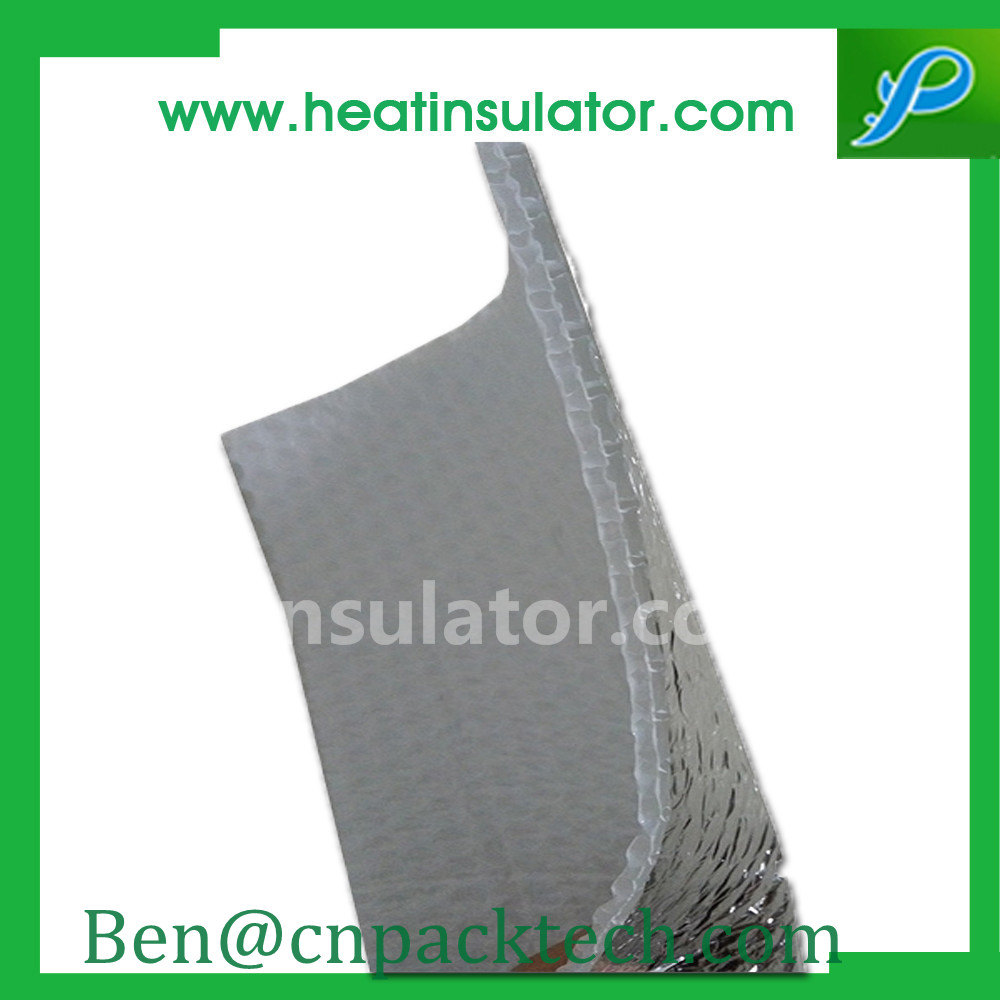Heat Shield Aluminum Foil Air Bubble Insulation For Ceiling/Attic