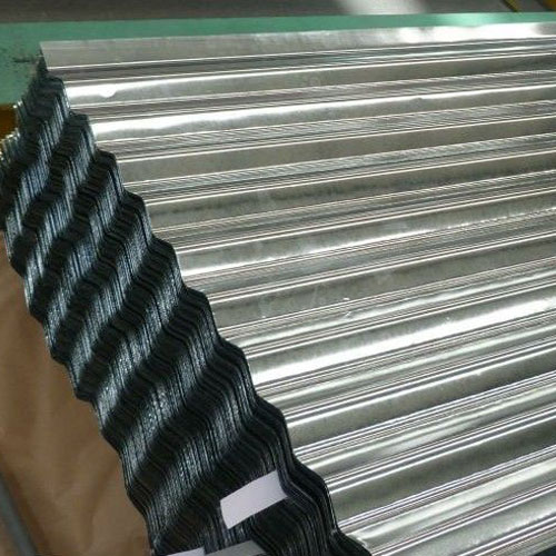 wave coated corrugated steel sheet metal/roofing sheet