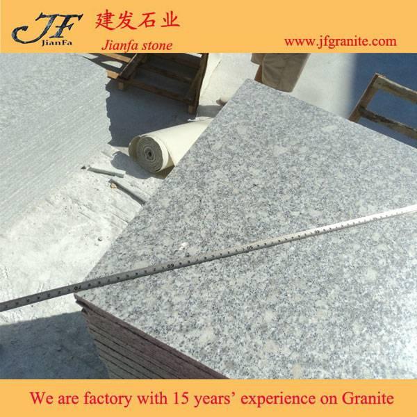 Hubei G602 Grey Granite Floor Tile For Sale
