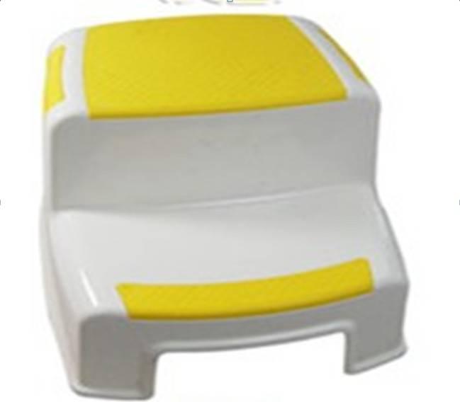 Plastic kid step stool
