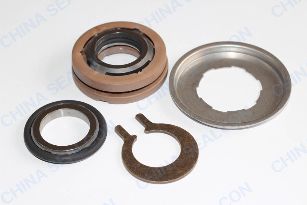 FJU-25 25MM Flygt Pump 3102 seals, mechanical seal for water pumps