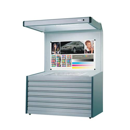Vteke Color Viewing Booth (D50 lights)