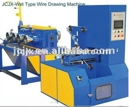 JCJX-FZ17/A turning type alloy-wire drawing machine