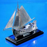 Boat of Merchant Ship Model