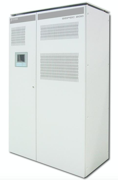 High-efficiency industrial UPS from Zigor, DVC SEPEC