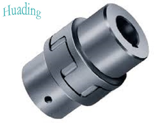Industrial Flexible Jaw Coupling For Transmission