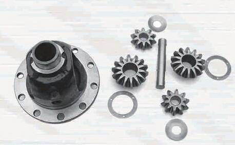 Differential repair kits