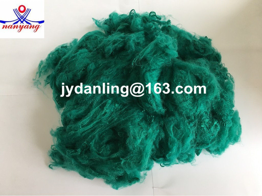 Staple Fiber Type and 100% Polyester Material PSF