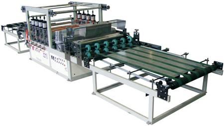 MDF Board Stick Film Machine