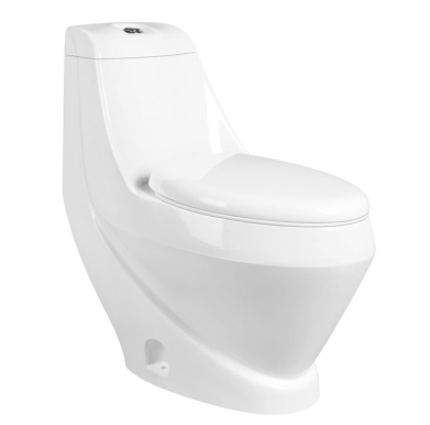 ceramic sanitary ware washdown p-trap toilet water closet