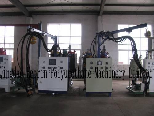 PLC High Pressure Metering Machine for Polyurethane