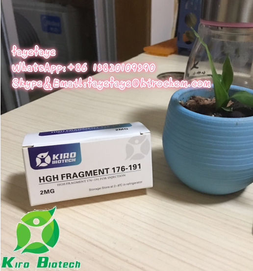 HGH Fragment 176-191 for fat people to keep fit