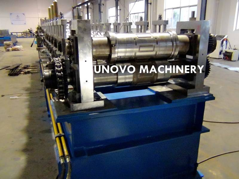 Cable Tray Roll Forming Machine-Siyang Unovo Machinery Co.,LTD